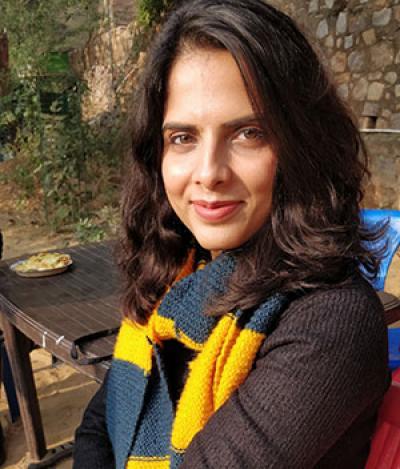 Shivali Jainer