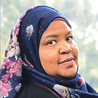 Jamillah Mwanjisi