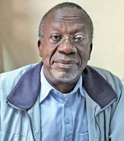 Joseph K Wang'ombe