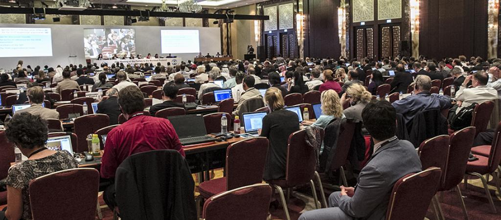 In Dubai, parties to the Montreal Protocol had agreed to address HFCs under the Protocol (Photo courtesy: iisd.ca)