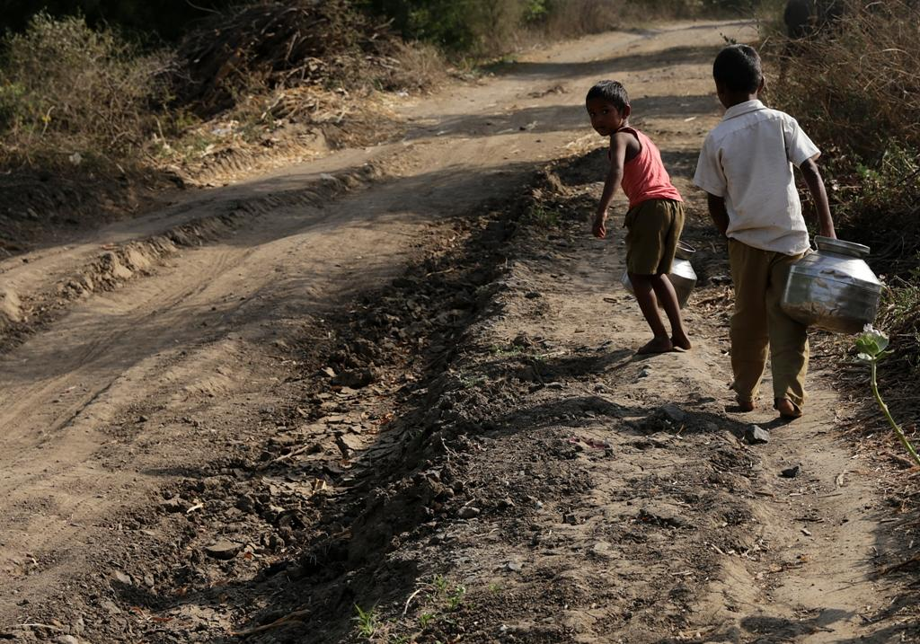 India's Marathwada region is battling its fourth rain deficit year in five years (Photo: Vikas Choudhary)