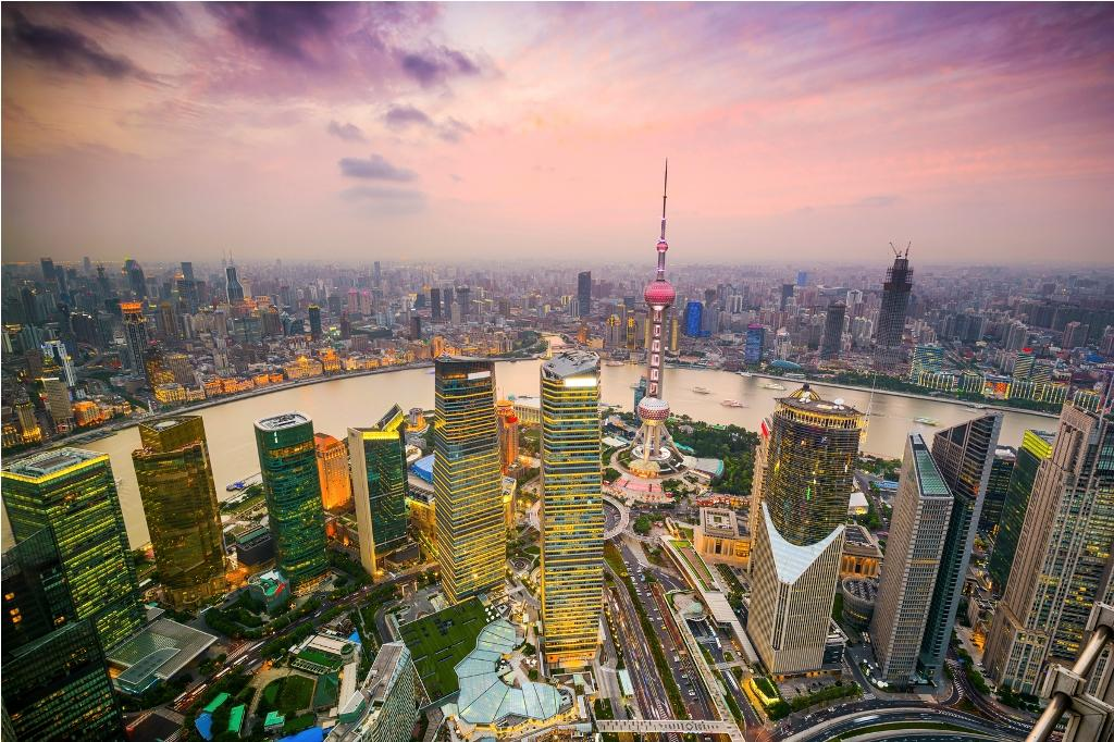 A Worldwatch Institute report has highlighted the sustainability efforts of Shanghai, China (Photo credit: iStock)
