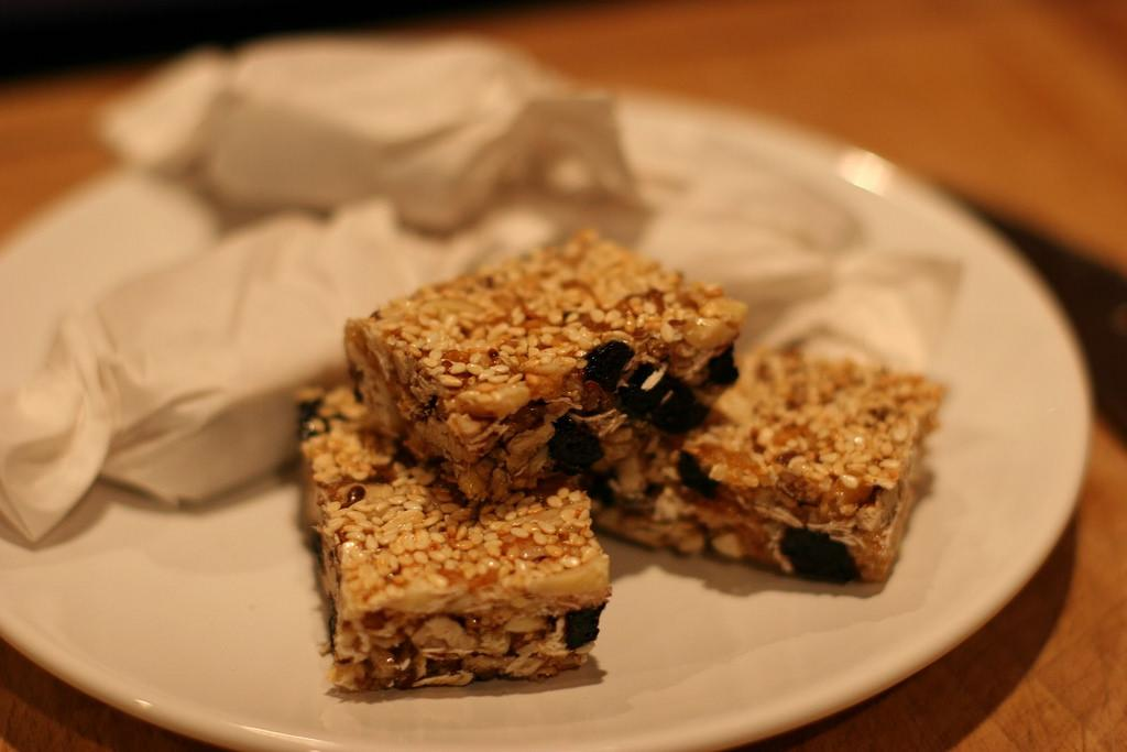 Many foods such as chocolates, energy bars, cakes, biscuits and energy drinks cannot be marketed to children due to their nutrient profile (Photo credit: Foodista via Flickr, CC BY 2.0)