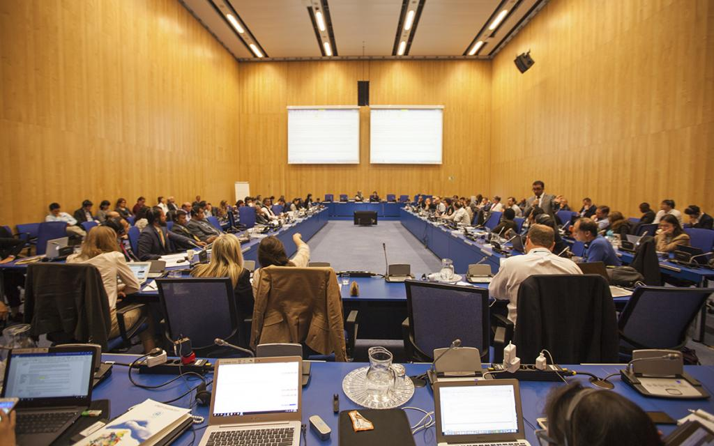 The parties are expected to start negotiations on the four amendment proposals to the Montreal Protocol Credit: IISD