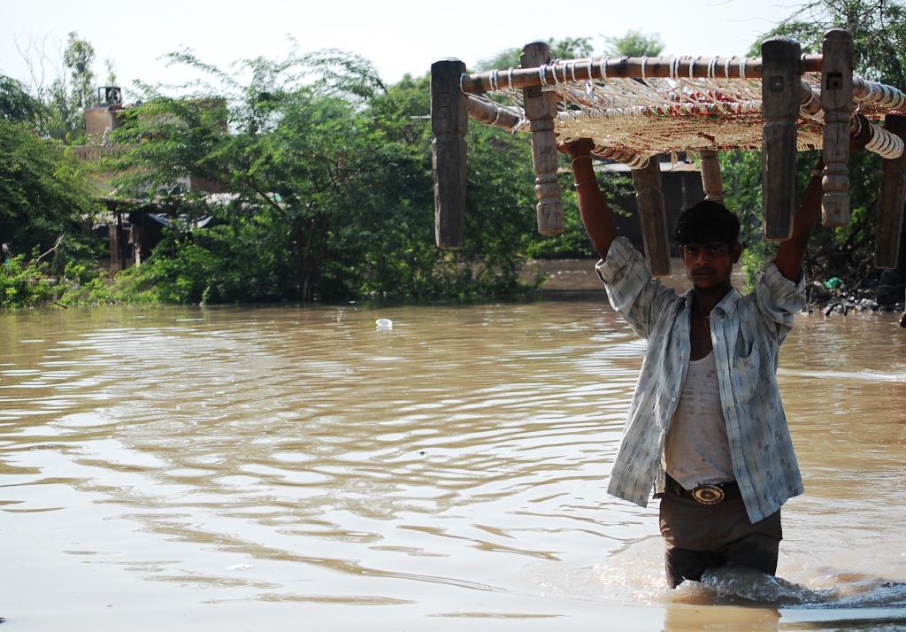 national flood control programme