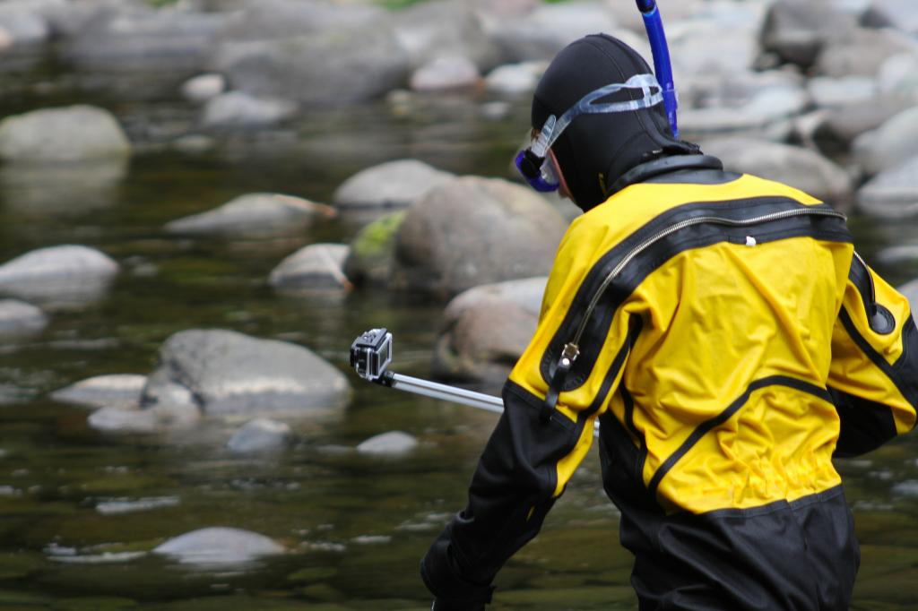 The technology can also be used to measure water salinity. Credit: Bureau of Land Management Oregon / Flicker