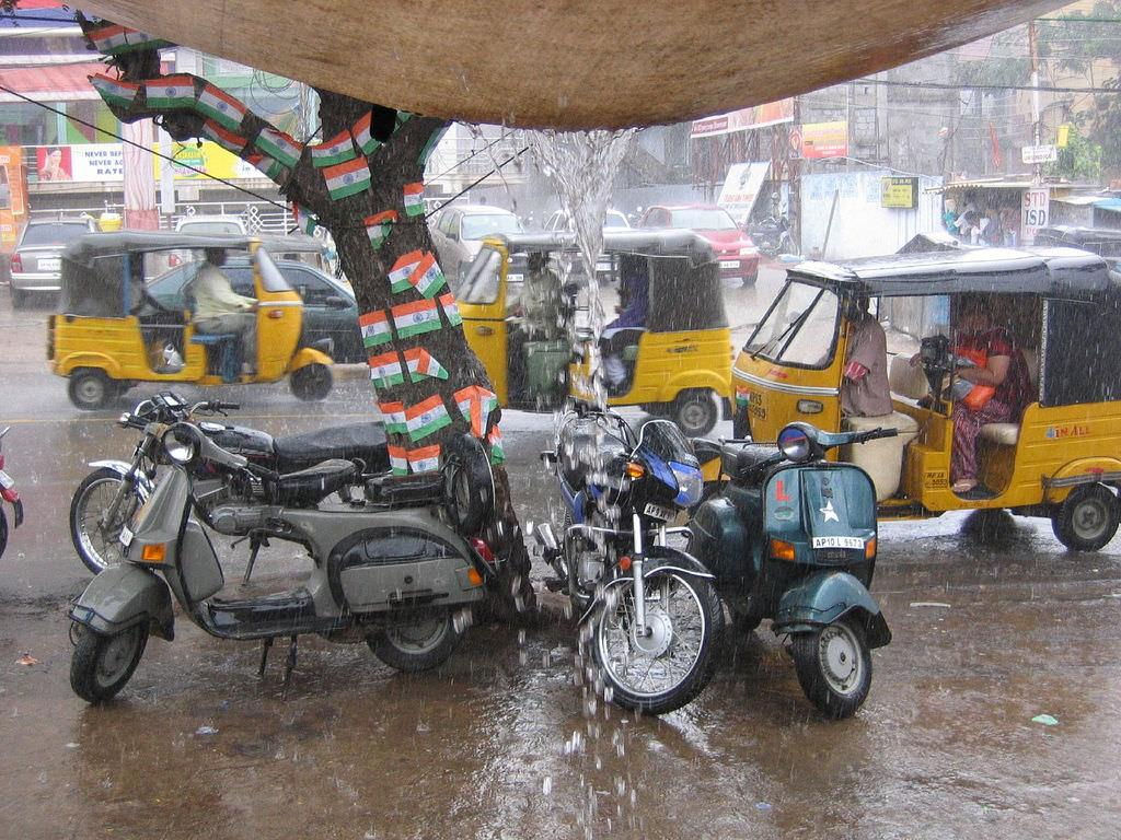 August will experience about 104 per cent of the rainfall forecast in the long period average. Credit: melgupta/ Flicker