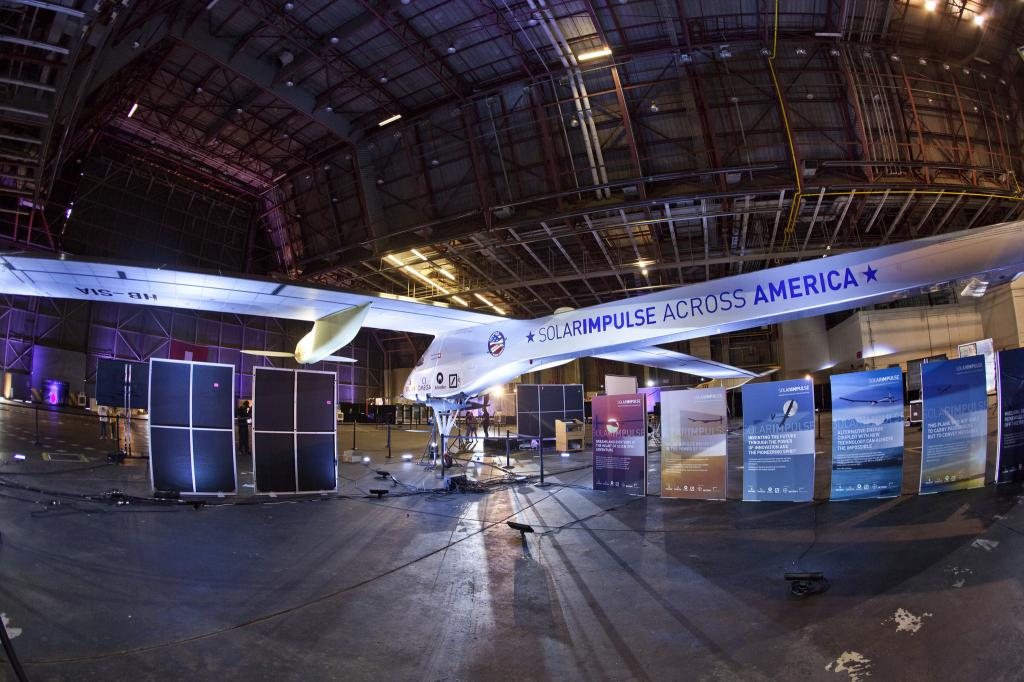 The biggest impact of Solar Impulse will be on the minds of young people still unsure of their future. Credit: Anthony Quintano /Flicker