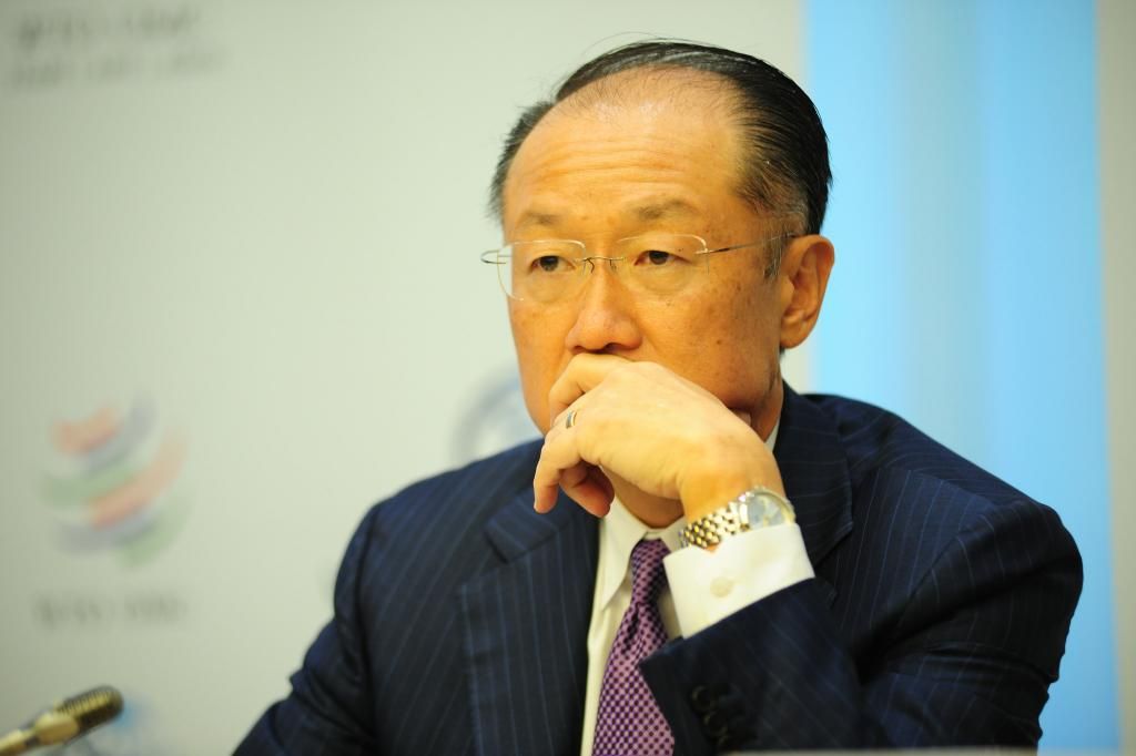 "World Bank Group President Jim Yong Kim says the new framework is ""the best possible compromise""  Credit: WTO/ Flicker"