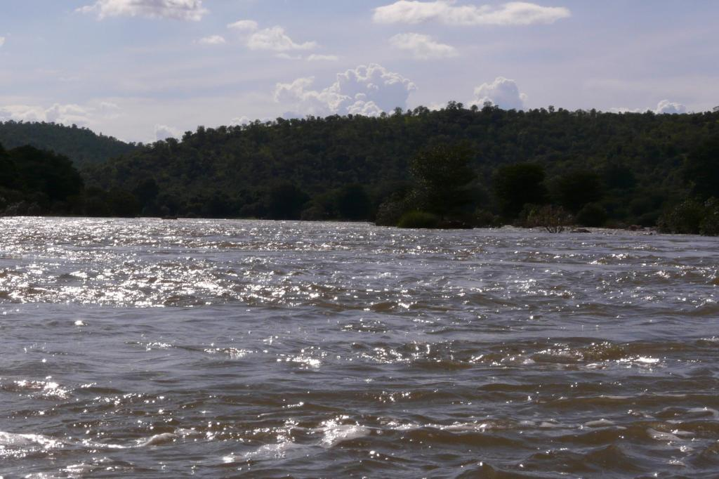 The Cauvery river  Credit: Flickr