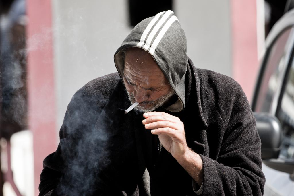 Recent research has found nicotine is much less toxic than previously thought. Credit: Hernan Pinera/ Flicker