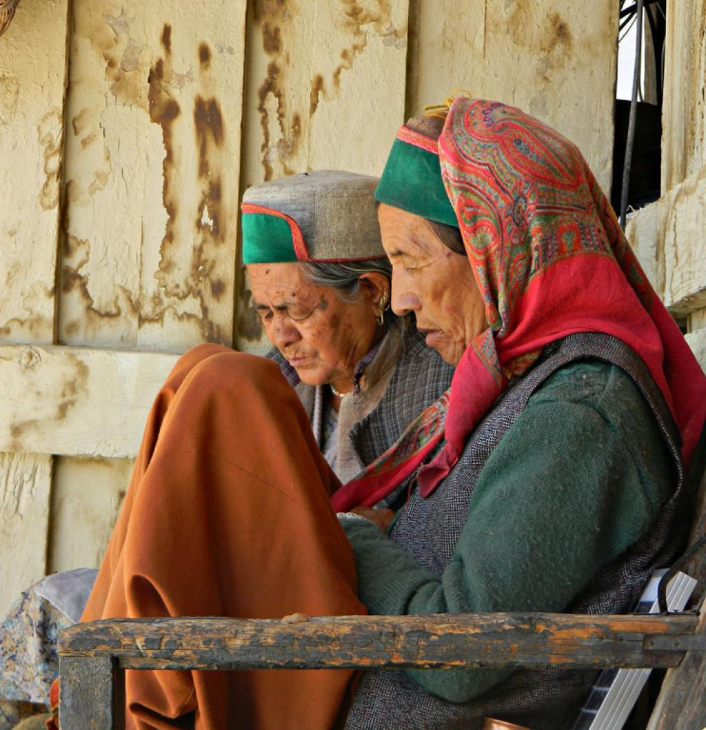 Kinnaur is a schedule V area .It is unique for its culture,terrain & ecology.Many older people feel that June calamity brought hope with despair, for now people are thinking about what 'development' really means.