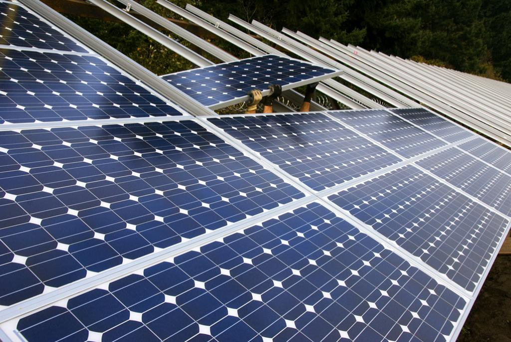 The Indian government had said in May that it would file 16 cases against the US for violating norms of trade agreements in the renewable energy sector (Photo courtesy: Oregon Department of Transportation)