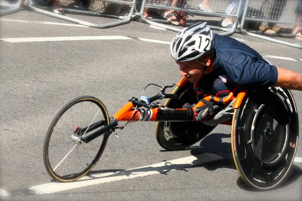 Paralympics has become an important vehicle for changing societal perceptions. Credit: Paul Miller / Flicker