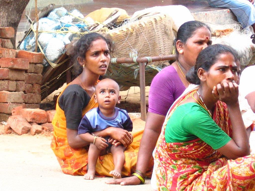 The evicted people mostly belong to poor Muslim peasant communities. Credit: melgupta/ Flicker