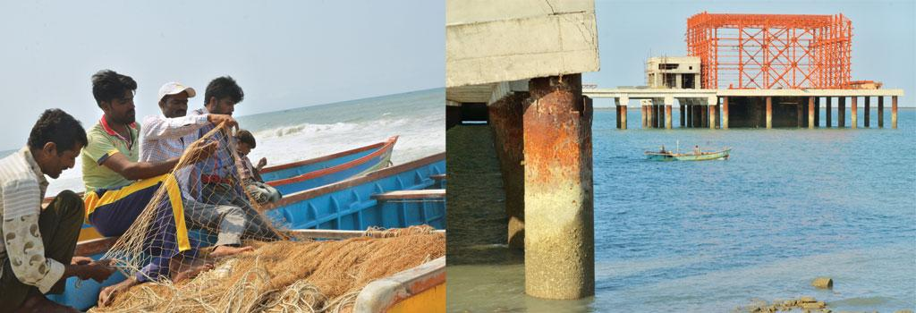 (Left) Most