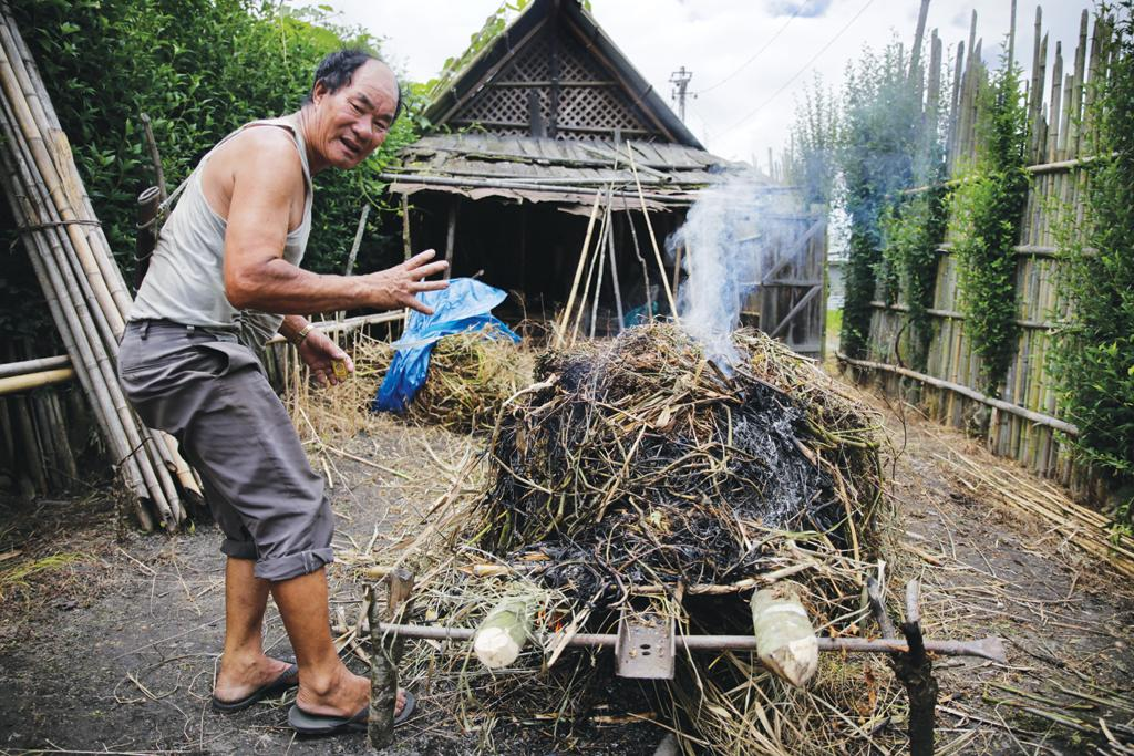 The Apatani culture is largely