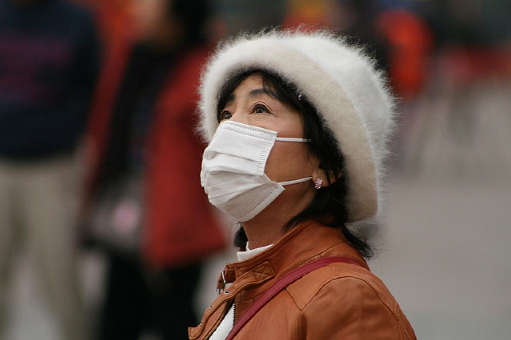 Higher incidences of cancer, respiratory disease and premature death are attributed to smog in the northern part of China. Credit: Global Panorama / Flicker