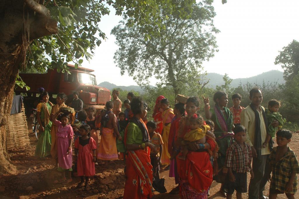 The Niyamgiri hills have been home the Dongria Kondhs (Agnimirh Basu/CSE)