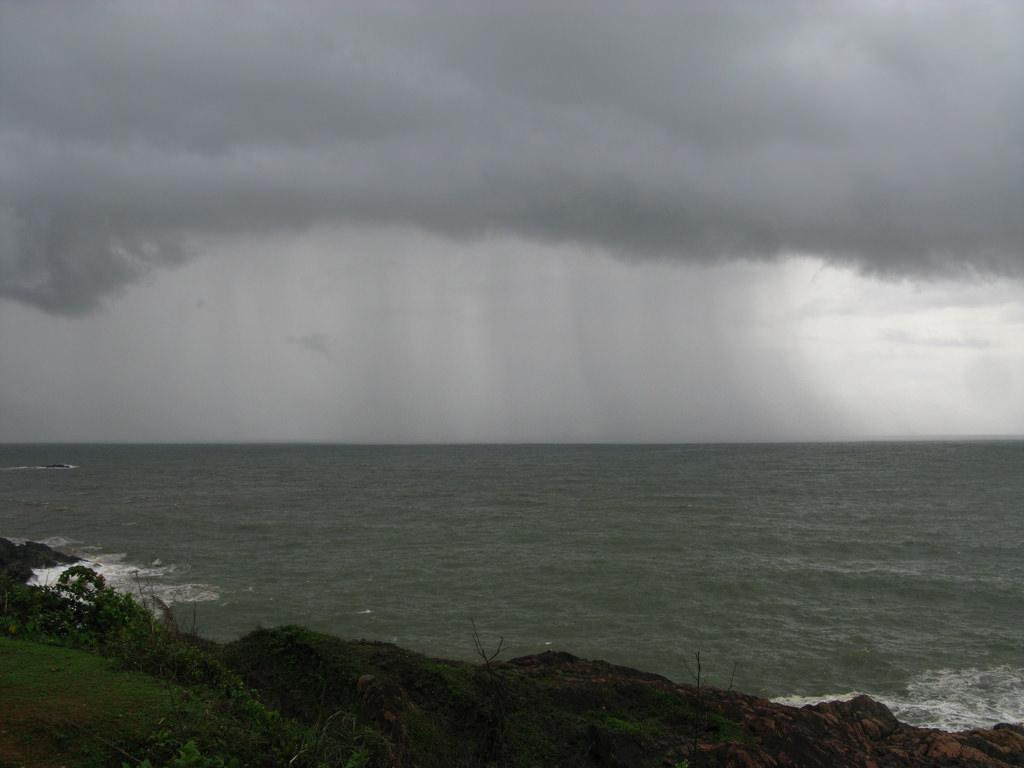 While the Andaman & Nicobar Islands will experience torrential rain, the residents from Chennai to Visakhapatnam need to stay on guard. Credit: Miran Rijavec / Flicker