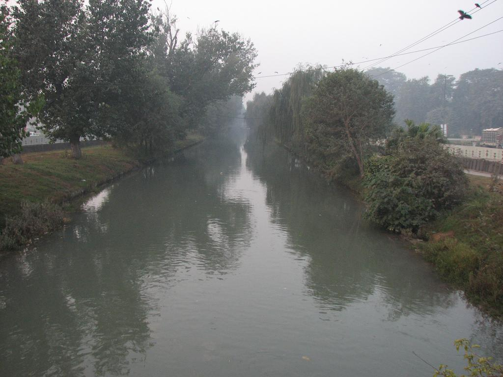 Punjab's attempt to wriggle out of the water-sharing agreement was foiled when the Supreme Court decided in favour of constructing the canal. Credit: Rehman Chughtai/ Flicker