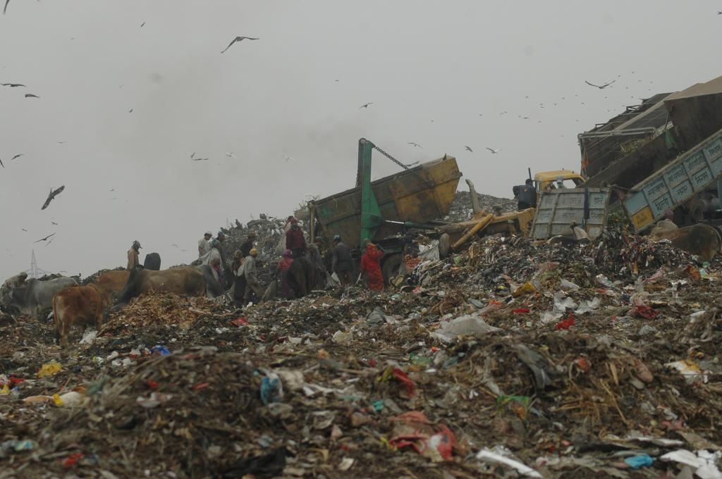 India S Challenges In Waste Management