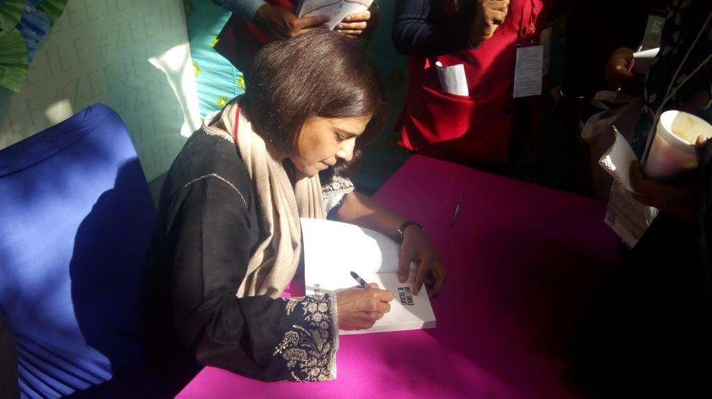 There was much enthusiasm about Sunita Narain's book 'Why I Should Be Tolerant' at the Jaipur Literature Festival 2017
