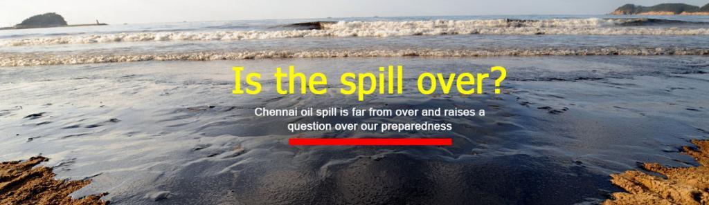 oil spill cases