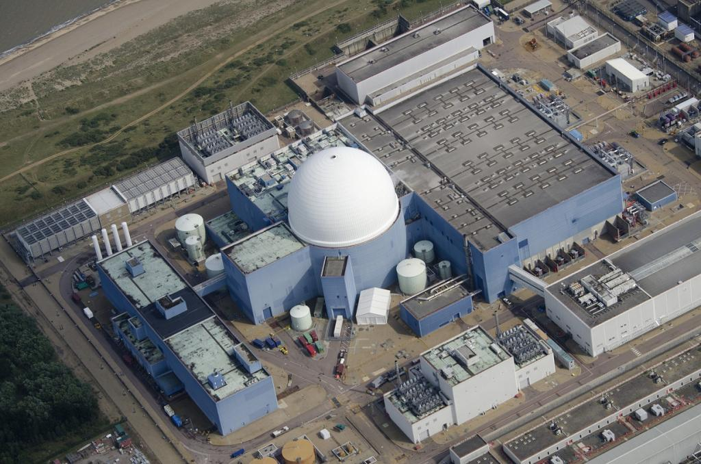 A ventilator has reportedly exploded outside the nuclear zone at the plant. Credit: John Fielding / Flicker