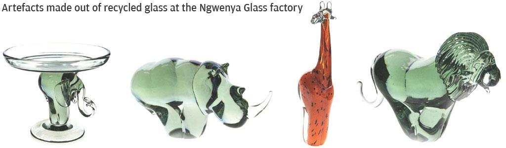COURTESY: NGWENYA GLASS
