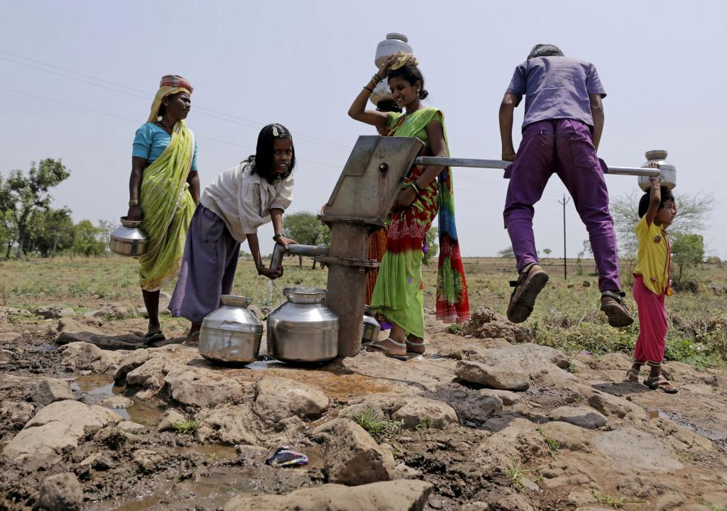Dependence on depleting groundwater for drinking purposes is on the rise as other accessible sources are drying up