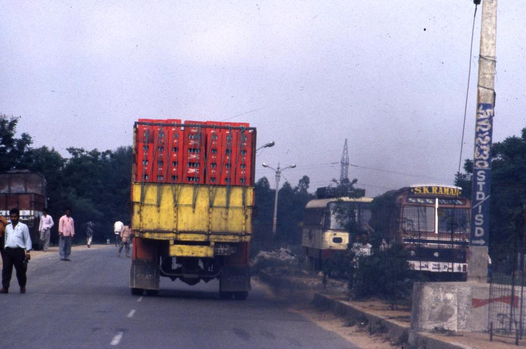 The BS-IV technology is less polluting than its predecessors (Credit: Pradip Saha/CSE)