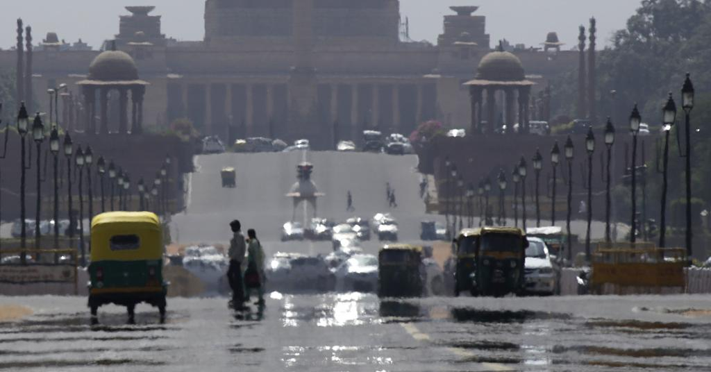 Heat waves or prolonged periods of extreme heat have become increasingly frequent (Credit: Vikas Choudhary/CSE)