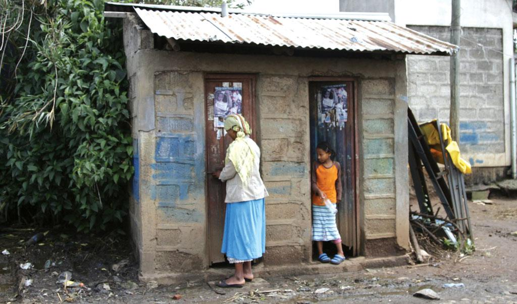 In Ethiopia, sanitation services are customised to meet the needs, demands and expectations of the community (Photo: pyxeragloble.org)