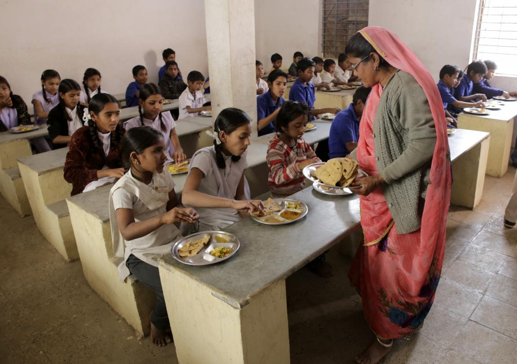 UN report says over 39 billion in-school meals were missed during COVID-19 pandemic
