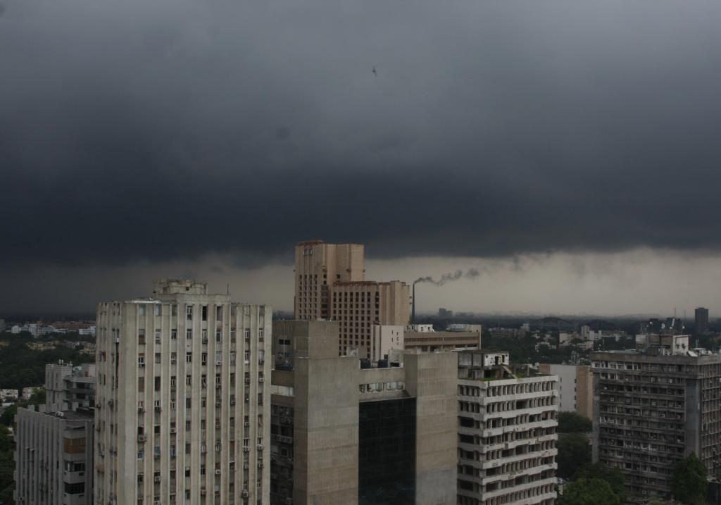 The fate of Indian Monsoon and many who depend on it, is uncertain (Credit: Vikas Choudhary/CSE)