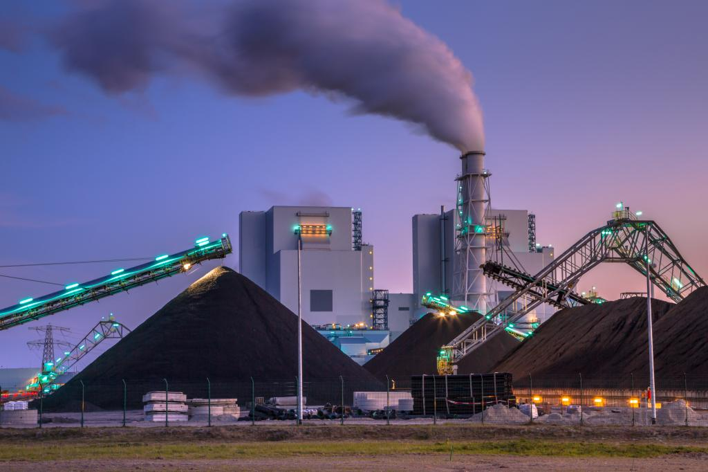 Trump's announcement was especially focused on reinvigorating USA's coal industry (Credit: Thinkstock)