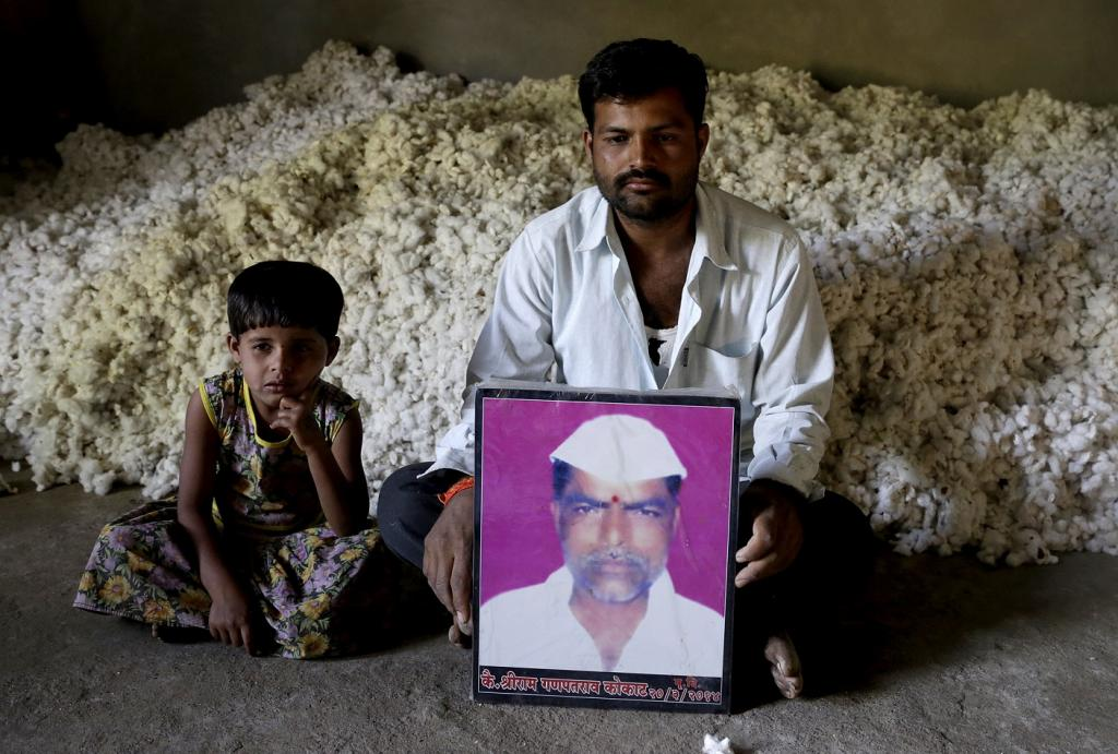 बीमा कंपनियों ने किसानों की फसल बीमा के दावों का निपटारा नहीं किया है