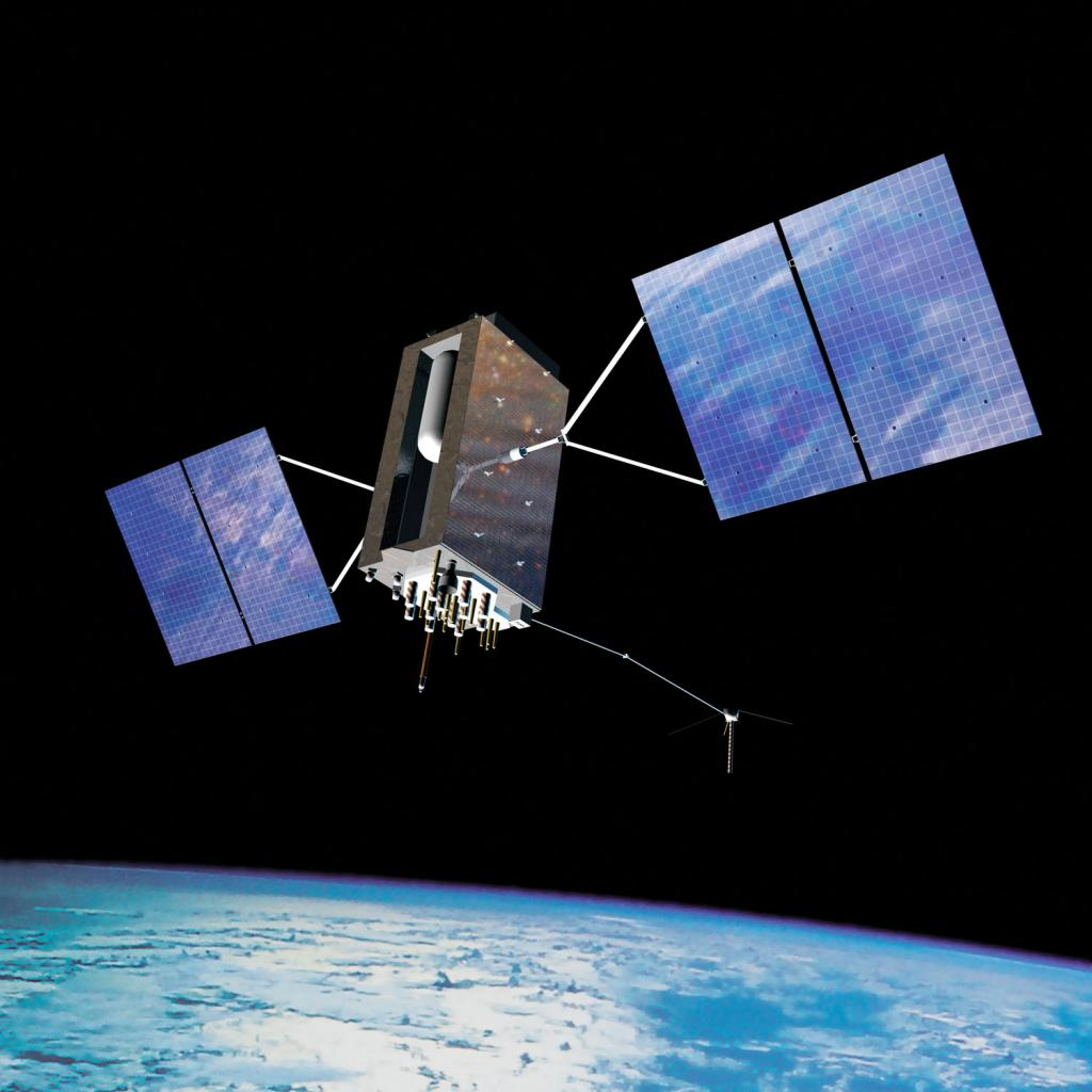 India will not be any more dependent on US-based GPS. Credit: Wikimedia Commons