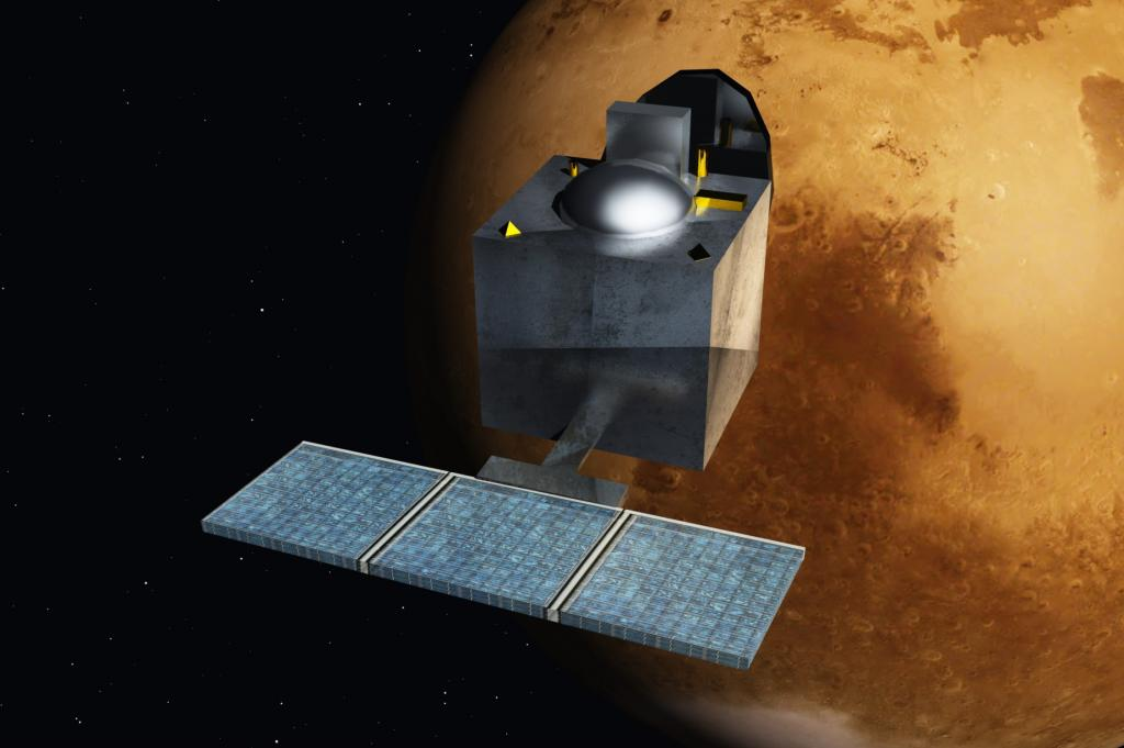 India's space programme has come a long way and sent a mission to Mars (Wikimedia Commons)
