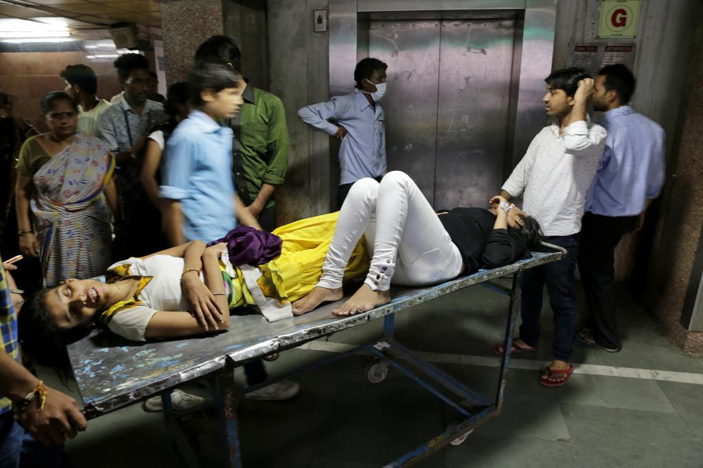Farrukhabad children deaths show the rampant mismanagement in government hospitals