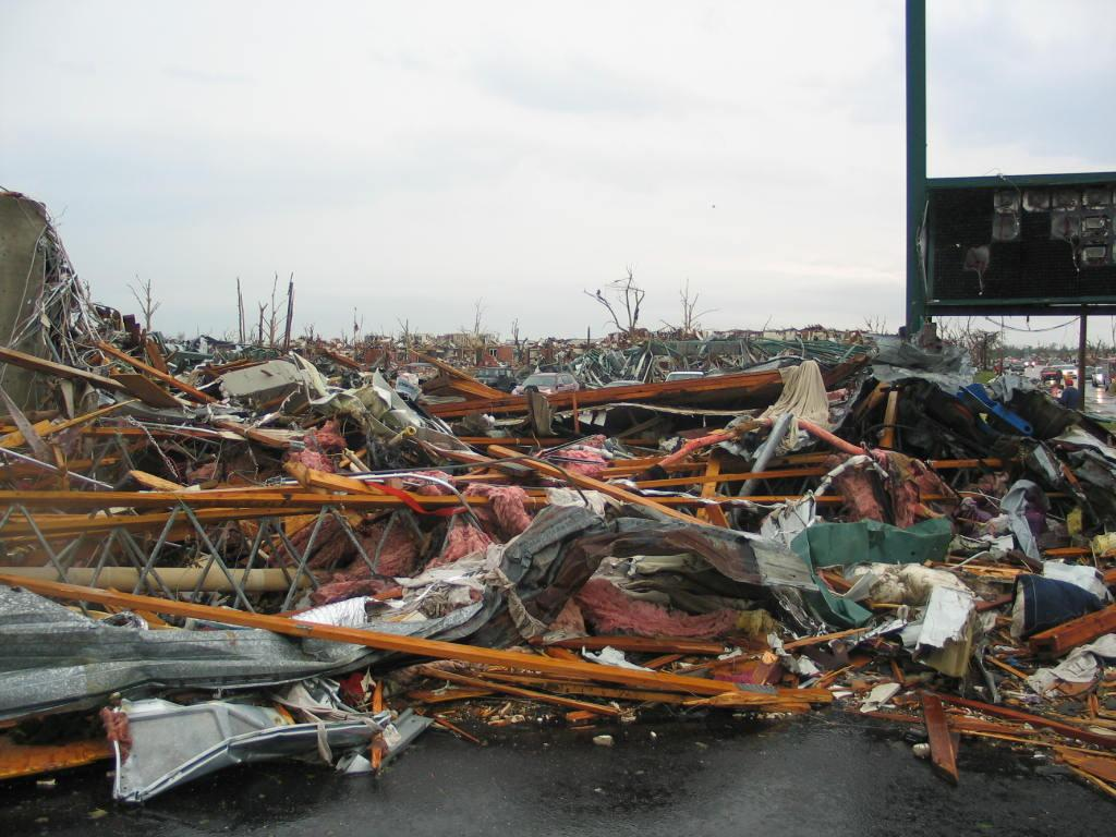 Tropical cyclone damages from climate change are concentrated in North America, East Asia and the Caribbean–Central American region. Credit: Wikimedia Commons