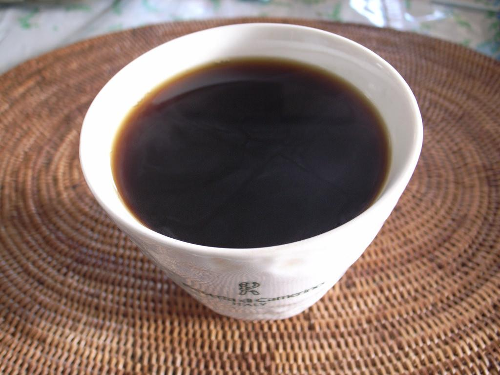 The most suitable areas for coffee production were found within 1,600m of  a forest. Credit: Toshiyuki IMAI/Flickr