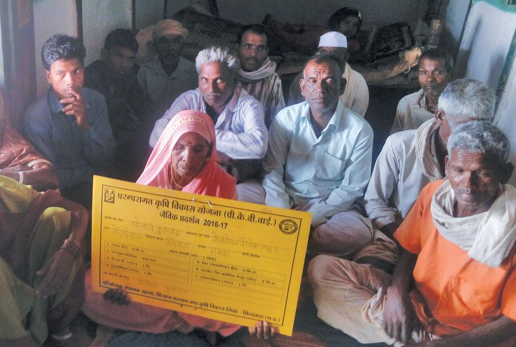 Farmers under the PGS certification scheme in Uttarakhand say the scheme should have a budget for livestock support. 
