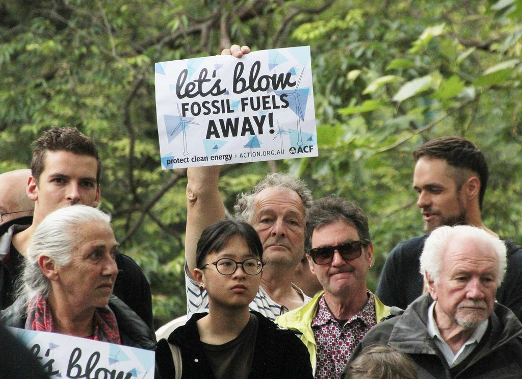 This federal move has invited backlash from the supporters of renewable energy.  Credit: John Englart (Takver) / Flickr