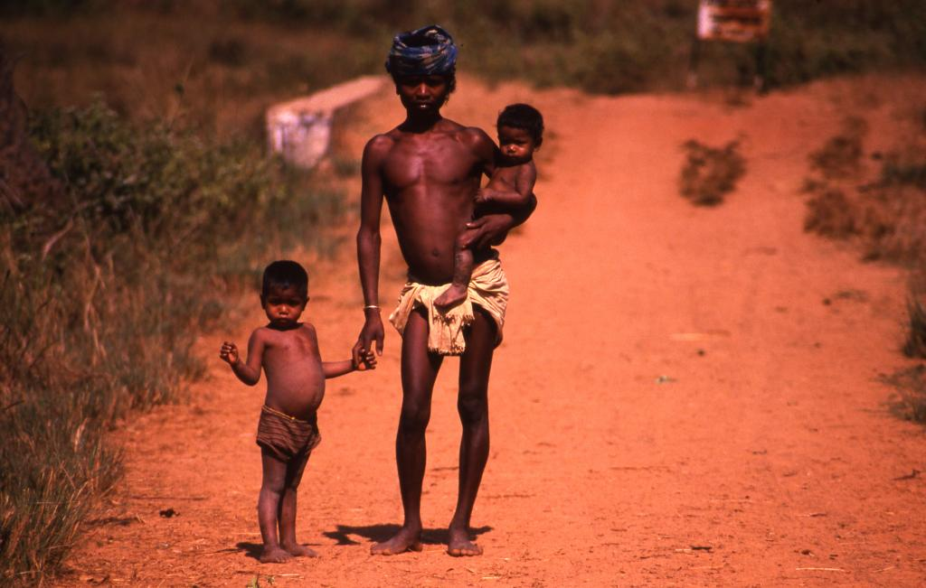 Ninety seven million of the world's moderately or severely underweight children and adolescents lived in India in 2016, according to a WHO study (Credit: Amit Shanker/CSE)