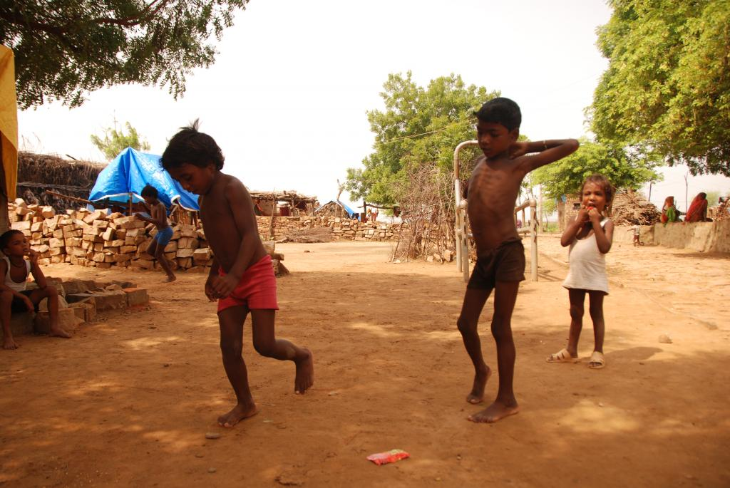 21 per cent children in India, younger than the age of five, suffer from wasting (Credit: Kumar Sambhav Shrivastava/CSE)
