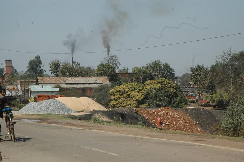 DMF funds are supposed be used for the development of areas affected by mining operations. Credit: Chandra Bhushan/ CSE