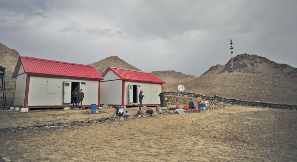 HIMANSH, India's first 