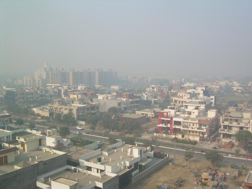 The level of PM2.5 will fall further up to 200-210μg/m3 till November 13 and remain in same range until November 15. Credit: Wikimedia Commons